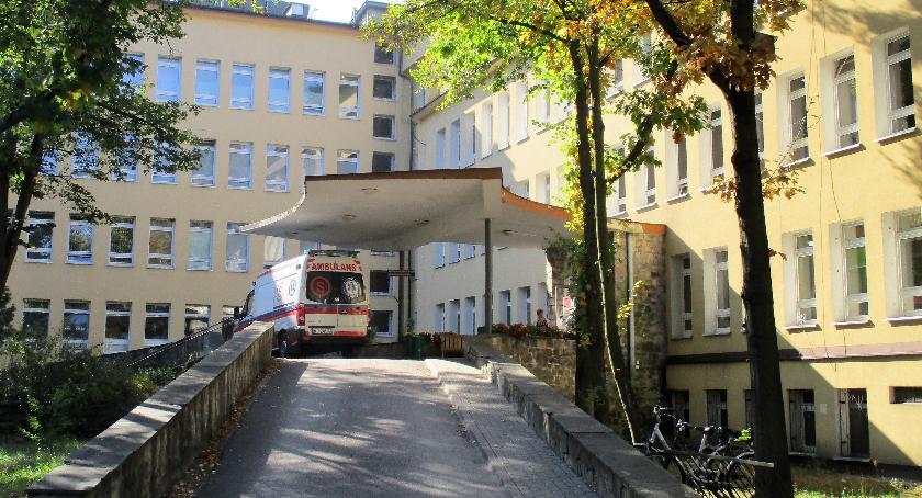 Zdrowie - szpital , Remont Oddziału Wewnętrznego Otwock - zdjęcie, fotografia
