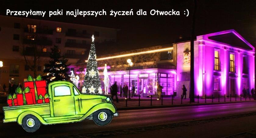 Konkurs, Wasze życzenia Otwocka Boże Narodzenie - zdjęcie, fotografia
