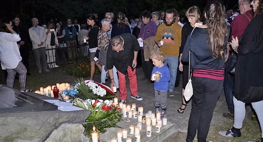 Marsz ku pamięci zamordowanych otwockich Żydów