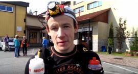 Otwocczanin Krzysztof Lisak najlepszy w ekstremalnym maratonie Kierat
