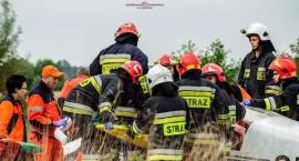 Małe wypadki - duże akcje ratownicze