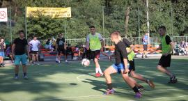"Turniej Piłkarski o PucharDyrektora Ogniska ""Świder"""
