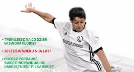 Szkoła techniki piłkarskiej w Otwocku