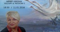 Wernisaż malarski Marianny Moczerko