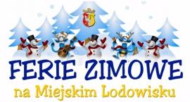 Ferie Zimowe na Miejskim Lodowisku w Otwocku